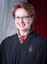 Justice Robin Jean Davis is the subject of four articles of impeachment.