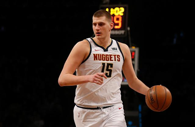 Nikola Jokic's value varies greatly depending on the format. (Photo by Jim McIsaac/Getty Images)