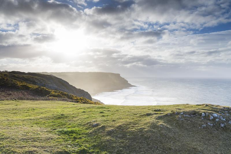 The National Trust cares for 780 miles of coastline in England, Wales and Northern Ireland (National Trust Images/James Dobson/PA)