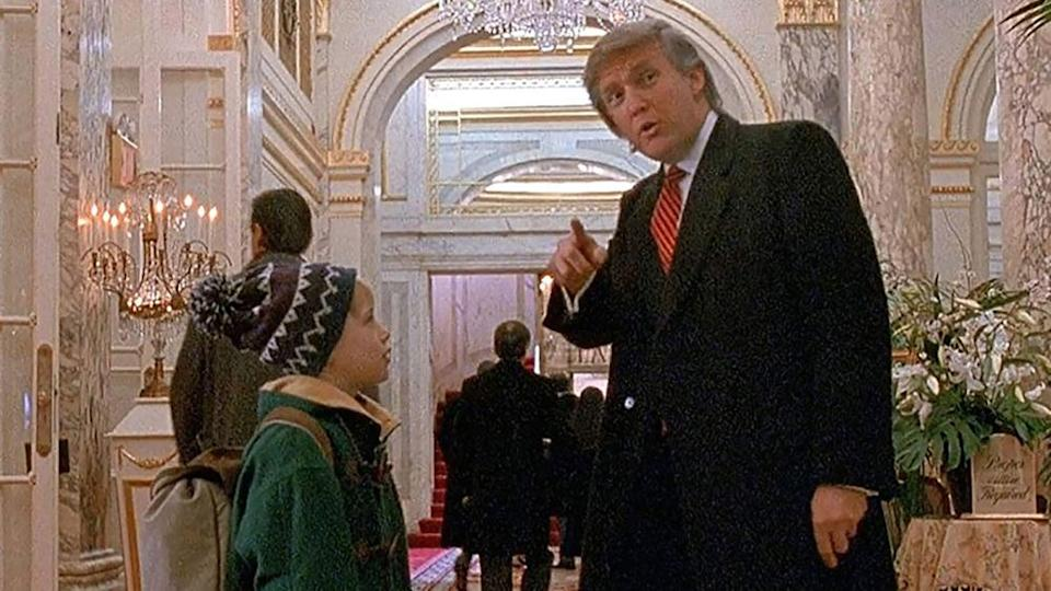 Macaulay Culkin, Donald Trump | 20th Century Fox