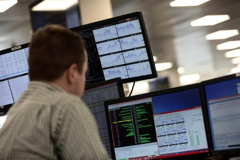 Tumbling pound, virus strategy, Brexit fears lead to heavy slide in UK domestic stocks