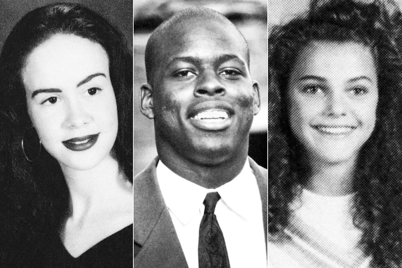 Before they were posing on red carpets, these Emmy nominees were regular high school students posing for yearbook pictures. See if you can identify these stars from their throwback photos.