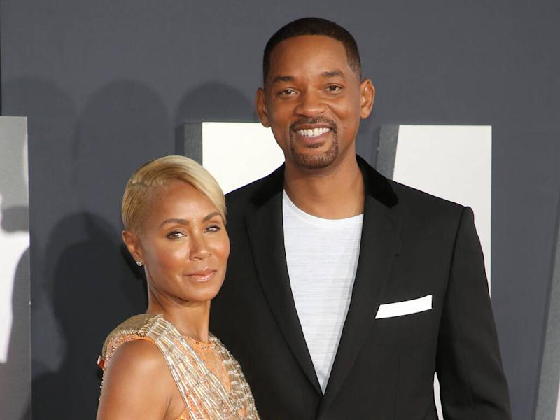 Jada Pinkett Smith 'lost' herself in supporting husband Will Smith's career