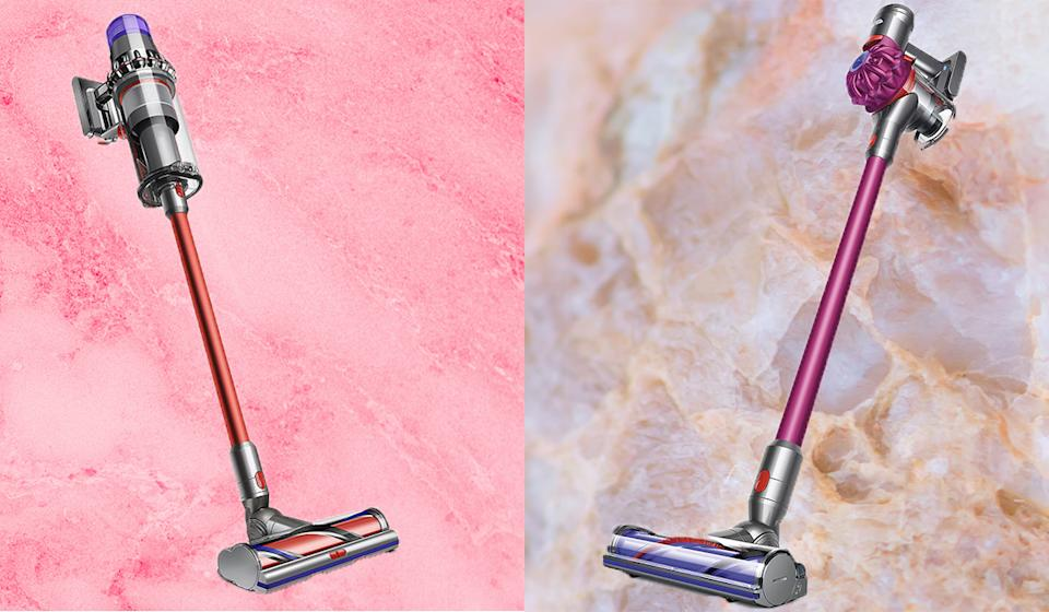 Save big on Dyson vacs. (Photo: QVC)
