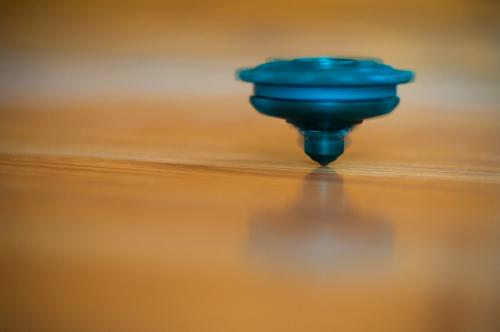 Beyblade spinning top
