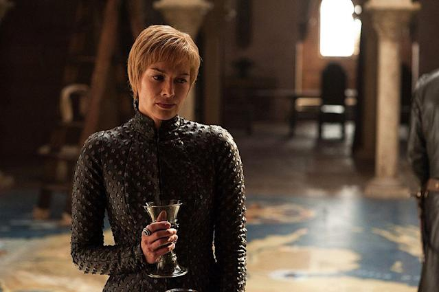 <p>As the saying goes, they'll have to pry the scepter out of her cold, dead hands. That's actually pretty likely — Cersei has more lethal enemies than you've had hot meals — but it won't be easy. She still has the military might of the crown and the Lannister armies. She still has Jaime, Qyburn, and The Mountain.<br><br><strong>Bovada Odds — 10/13</strong><br><br>(Photo Credit: HBO) </p>