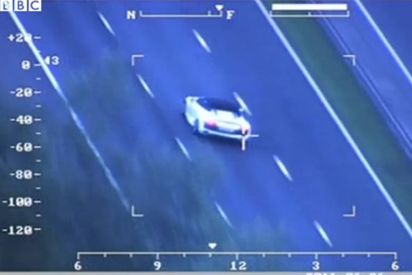 Motorist caught at 165mph insists he will carry on driving