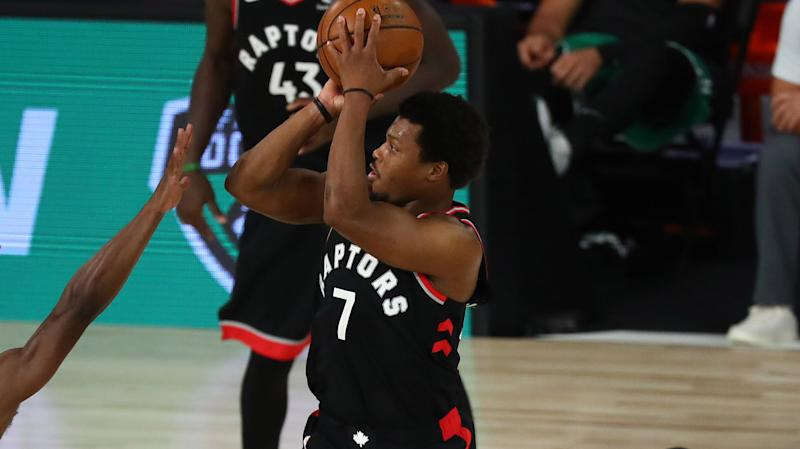Giannis' future and Lowry's heroics