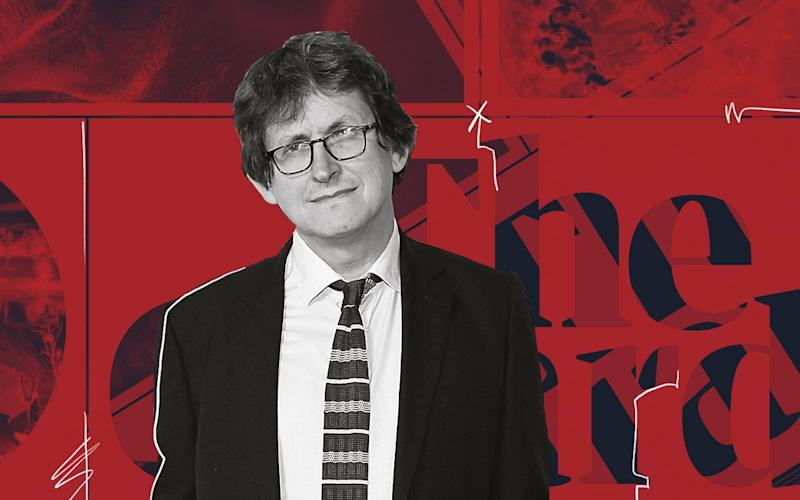 Former Guardian editor Alan Rusbridger is a member of Facebook's oversight board - The Telegraph