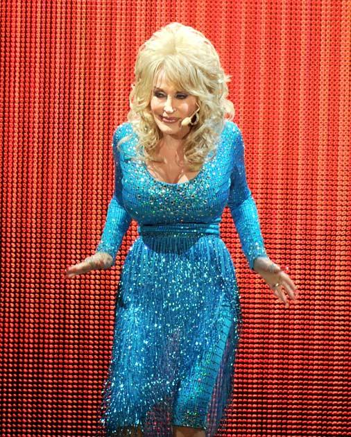 Do we really need to mention what Dolly Parton had insured for $600,000?