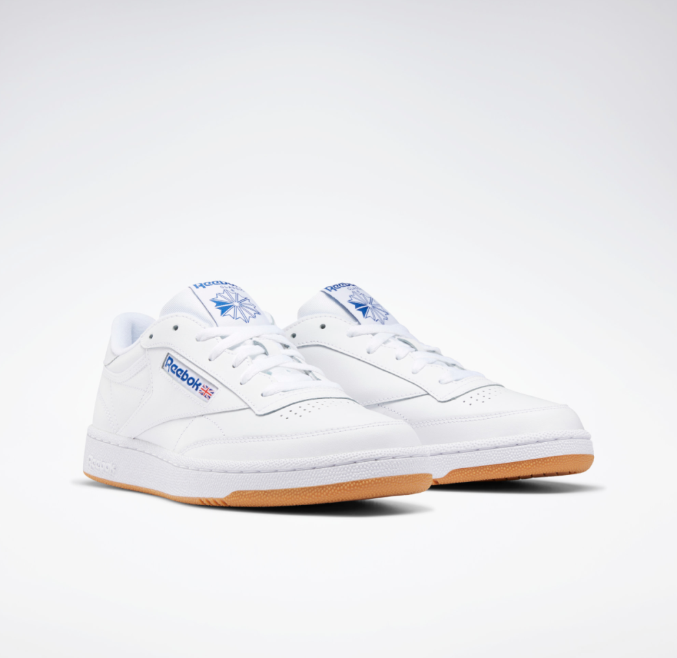 """<em><b>Dave Quinn, Writer and Reporter: </b></em>White sneakers should be a staple for any guy's wardrobe. These classic kicks are perfectly parable with everything from work-day slacks and weekend-wear jeans to a special-occasion suit. Out of everything I've tried, nothing has provided the clutch combination of comfort and style as my Club C 85s. They're one of those pairs of shoes that have structurally held up, even after two years of nearly daily wear. A fresh pair under the tree would be a joy to receive, and should be an easy gift for those who are stumped over what to give the men in their lives.   <strong>But It!</strong><a href=""""https://www.reebok.com/us/club-c-85-shoes/AR0459.html"""">Reebok Club C 85s</a>, $70"""