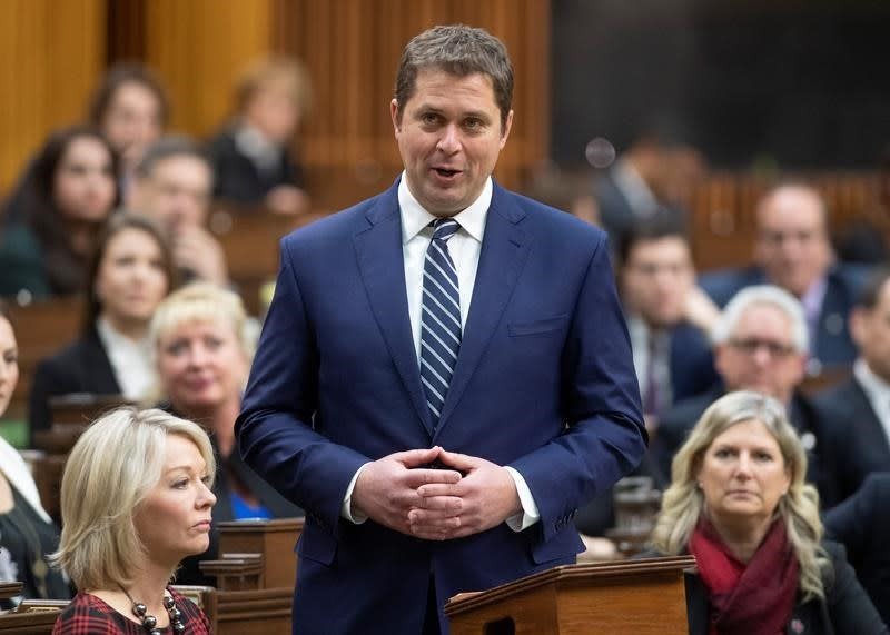 Scheer steps down and who will be Britain's next PM?; In The News for Dec. 13