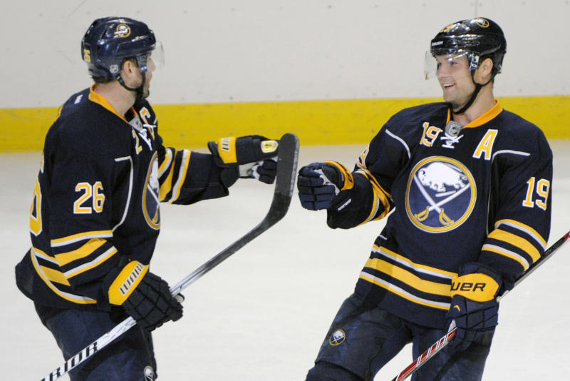 Sabres stay patient while rebuilding through youth