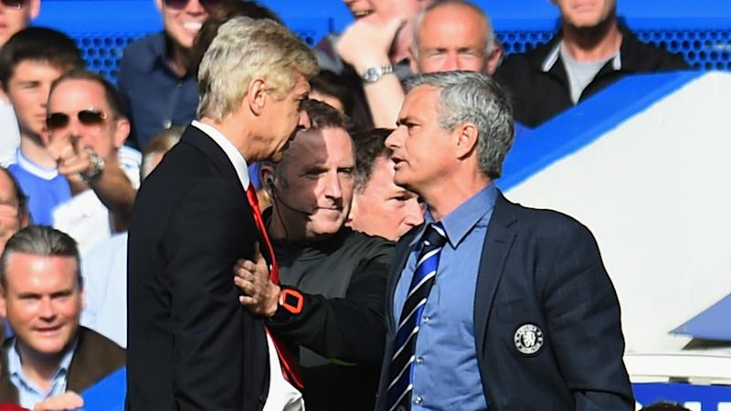 9 HD Arsene Wenger Arsenal Jose Mourinho
