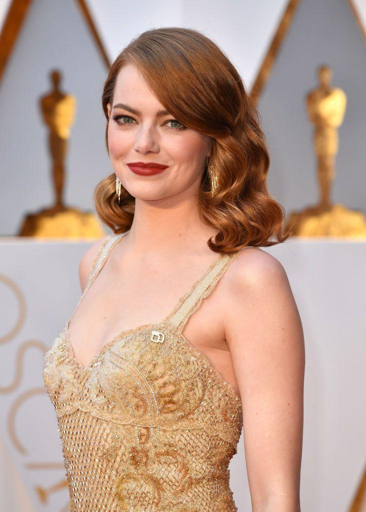 """<p><strong>Nickname: </strong>M / Em</p><p>Speaking to <a href=""""http://www.wmagazine.com/gallery/emma-stone-natalie-portman-michelle-williams-and-more-are-the-best-performances-of-the-year/all"""" rel=""""nofollow noopener"""" target=""""_blank"""" data-ylk=""""slk:W"""" class=""""link rapid-noclick-resp"""">W</a><a href=""""http://www.wmagazine.com/gallery/emma-stone-natalie-portman-michelle-williams-and-more-are-the-best-performances-of-the-year/all"""" rel=""""nofollow noopener"""" target=""""_blank"""" data-ylk=""""slk:magazine"""" class=""""link rapid-noclick-resp""""> magazine</a> in 2017, Stone revealed he had to change her real name - Emily - to stage name Emma, because an Emily Stone was already registered as an actress. But to friends, she's just 'M' (or Em). </p><p> """"I changed it to Emma because, you know, it's closer to Emily, but most people call me 'M' that know me well,"""" she said. """"But I miss Emily. I'd love to get her back.'<br></p>"""