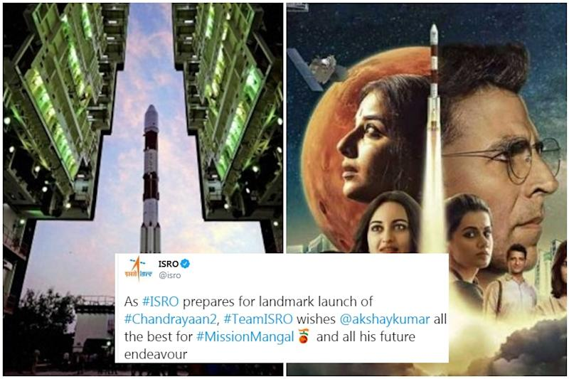 ISRO's 'Akshay Kumar' Fan Moment is Adorable but the List is Incomplete Without Jaadu
