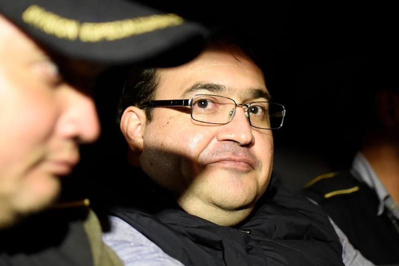 Guatemala captures Mexican Ex-Governor wanted for corruption