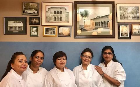"""The Darjeeling Express says it is run by a team of """"housewives"""""""