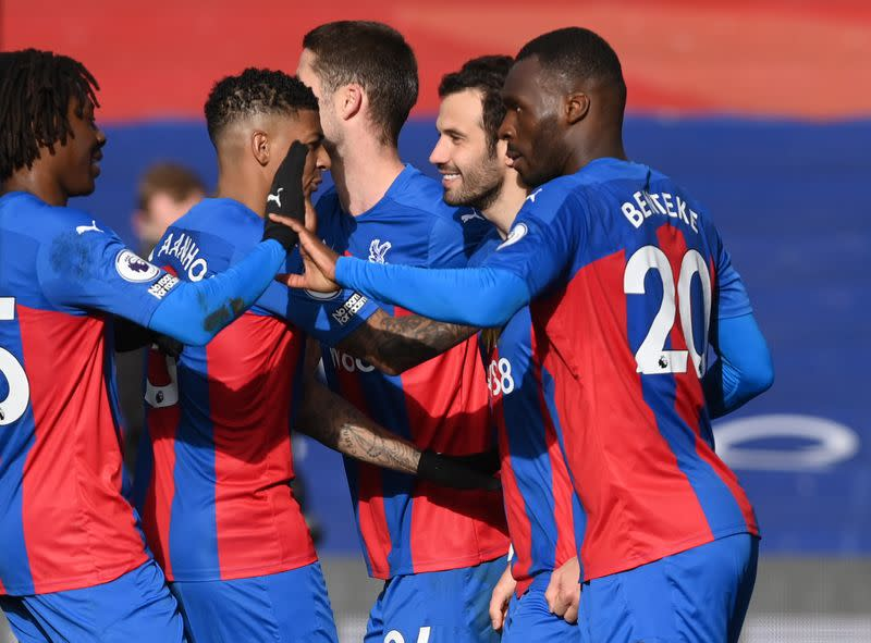 Premier League - Crystal Palace v West Bromwich Albion