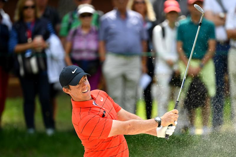 McIlroy, who claimed a record $15 million prize at East Lake last week, said he's ready to push past Brooks Koepka and reclaim the top spot in the World Golf Rankings.