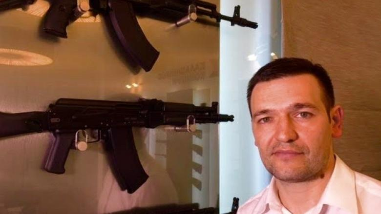 Russian maker of AK-47 shrugs off Canada-U.S. sanctions as sales grow