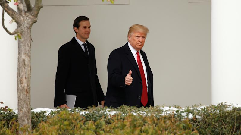 Kushner Again: How He Helped Push Trump Into A Ditch In Alabama