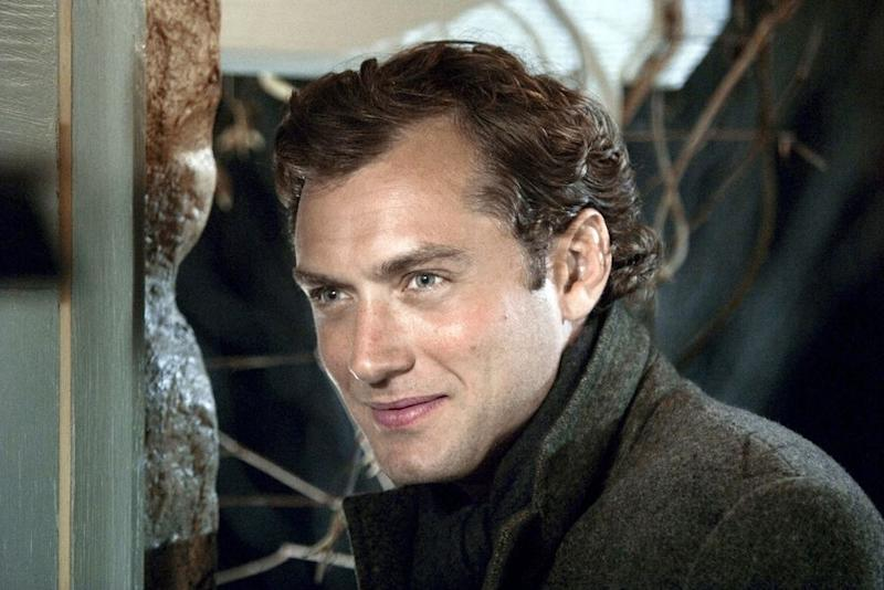 Jude Law in <em>The Holiday</em>