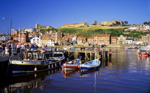 Whitby - Credit: Getty