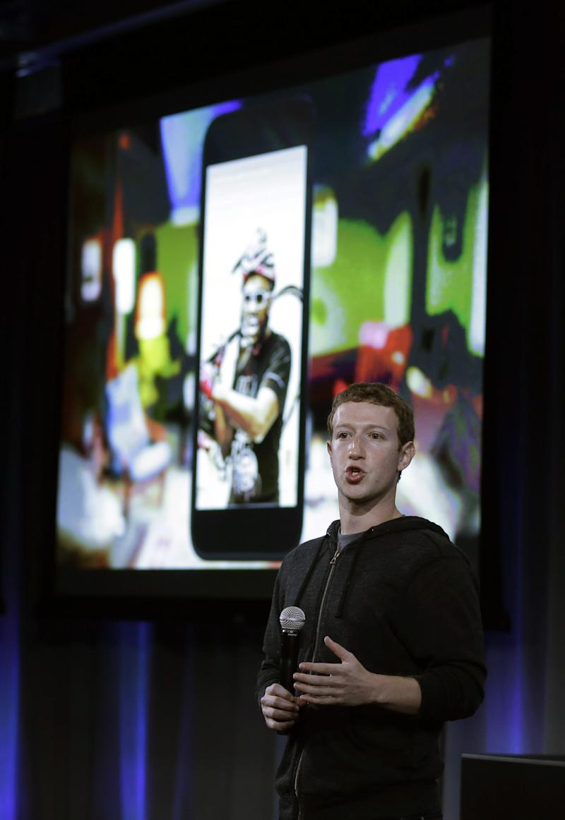 Facebook tweaks Android phones to build new 'Home'