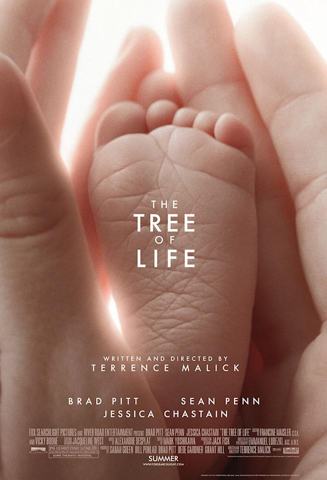 """Best Picture Nominee: """"Tree of Life"""""""