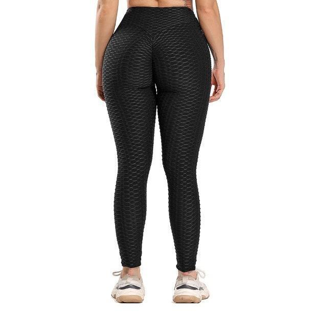 """<p><strong>Reviews & rating:</strong> 52,245 reviews, 4.2 out of 5 stars.</p> <p><strong>Key selling points:</strong> Much like the <a href=""""https://www.glamour.com/gallery/best-yoga-pants?mbid=synd_yahoo_rss"""" rel=""""nofollow noopener"""" target=""""_blank"""" data-ylk=""""slk:""""flared leggings"""" trend"""" class=""""link rapid-noclick-resp"""">""""flared leggings"""" trend</a>, it appears that the Amazon audience is very into the latest viral TikTok leggings. These textured """"butt-sculpting tights"""" are the number-one best-seller in Amazon's """"Women's Workout & Training Leggings"""" category, offering a booty-boosting fit in addition to a comfortable, high-stretch fabric. They come in 54 different colors (yes, really) and eight sizes, but you'll still want to hot-foot it since classic colors regularly go out of stock. </p> <p><strong>What customers say:</strong> """"I saw a girl at the gym wearing these and I had to ask her where she got them. I ordered them right away. They are very comfortable, flattering, and fairly squat-proof. They're very high-waisted and the ruching is super cute. I've recommended these to multiple friends with confidence!"""" —<a href=""""https://amzn.to/32m5BY9"""" rel=""""nofollow noopener"""" target=""""_blank"""" data-ylk=""""slk:Beth"""" class=""""link rapid-noclick-resp""""><em>Beth</em></a><em>, user on Amazon</em></p> $16, Amazon. <a href=""""https://www.amazon.com/SEASUM-Control-Slimming-Leggings-Workout/dp/B07F6F9GGF/ref="""" rel=""""nofollow noopener"""" target=""""_blank"""" data-ylk=""""slk:Get it now!"""" class=""""link rapid-noclick-resp"""">Get it now!</a>"""