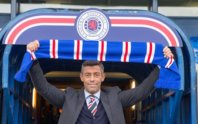 <span>Caixinha is excited by the challenge at Rangers</span> <span>Credit: pa </span>