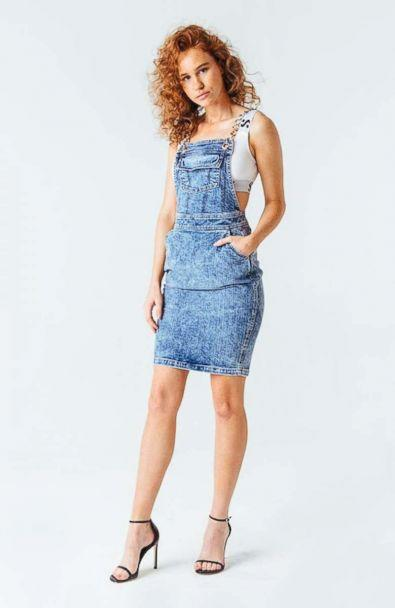 PHOTO: Modern Denim Dress (Serena, SerenaWilliams.com)