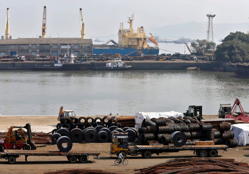 India asks ports to waive demurrage and other charges