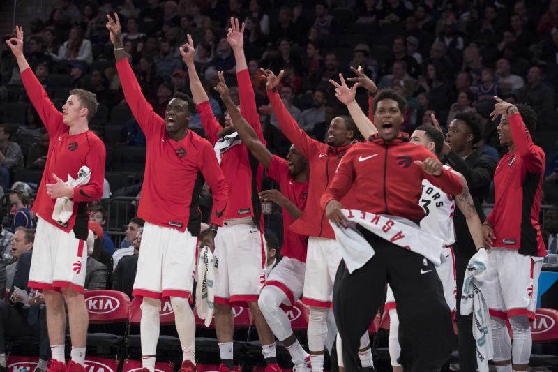 The Raptors' bench has been a huge part of Toronto's success all year long. They'll need to keep the energy and production up to knock off the Cavs.