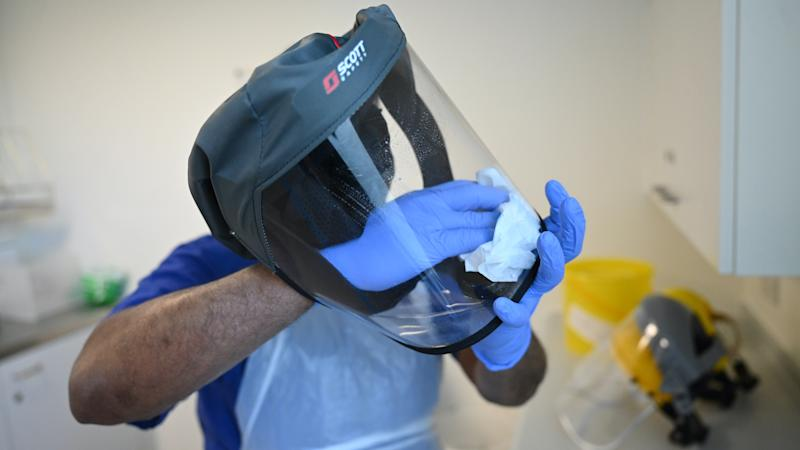 Frontline healthcare workers more likely to test Covid-19 positive, despite PPE