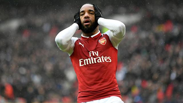 The former Gunners striker believes a France international forward faces the threat of being moved on this summer after just one season in England
