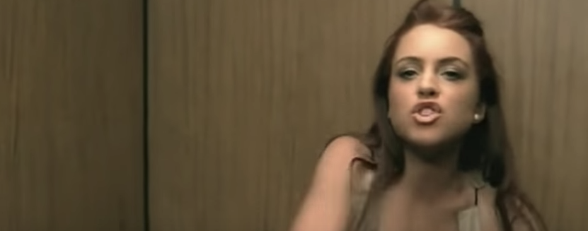 Why this song is on this list: Because at this website we worship Lindsay Lohan's music career.