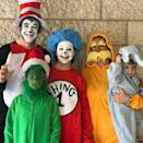 """<p>In the world of Dr. Seuss, there are tons of characters to choose from! Plus, with all the fuzzy bodysuits and sweatshirts, you'll be nice and warm on a chilly Halloween night. </p><p><a class=""""link rapid-noclick-resp"""" href=""""https://www.amazon.com/s?k=Dr.+Seuss+costume&ref=nb_sb_noss&tag=syn-yahoo-20&ascsubtag=%5Bartid%7C2089.g.22530616%5Bsrc%7Cyahoo-us"""" rel=""""nofollow noopener"""" target=""""_blank"""" data-ylk=""""slk:SHOP THE LOOKS"""">SHOP THE LOOKS</a></p><p><strong>Instagram: </strong><a href=""""https://www.instagram.com/p/Bv1oGCNnLIY/"""" rel=""""nofollow noopener"""" target=""""_blank"""" data-ylk=""""slk:@beautymarkbydaniella"""" class=""""link rapid-noclick-resp"""">@beautymarkbydaniella</a></p>"""