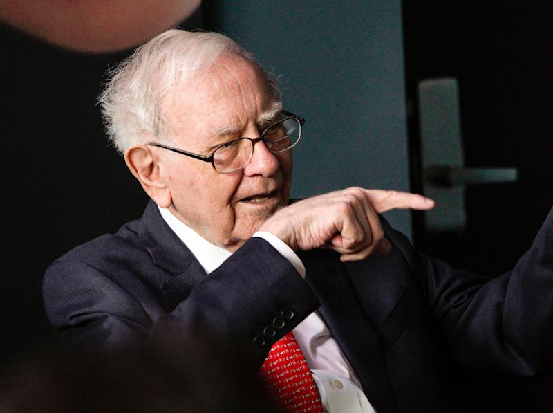 Warren Buffett invests $10 billion to help Occidental wrest Anadarko from Chevron