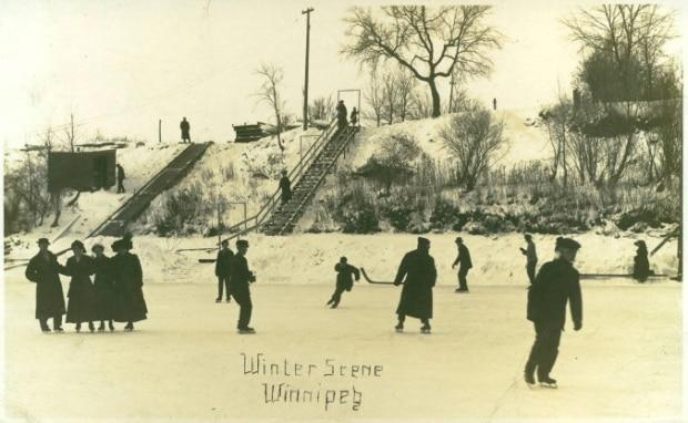 Rob McInnes Postcard Collection/Winnipeg Public Library