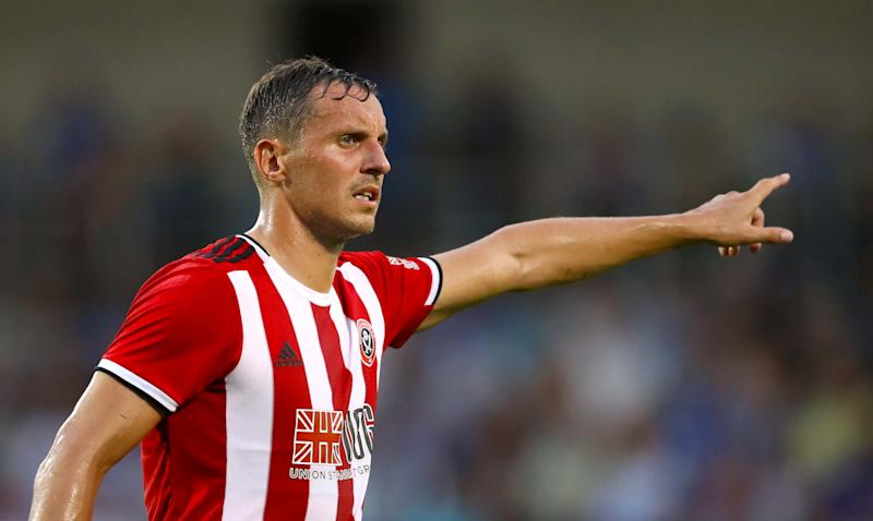 Sheffield United's Phil Jagielka is starting his second spell with the club. (Credit: Getty Images)