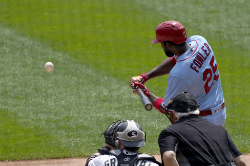 Cards sweep White Sox in return from coronavirus outbreak