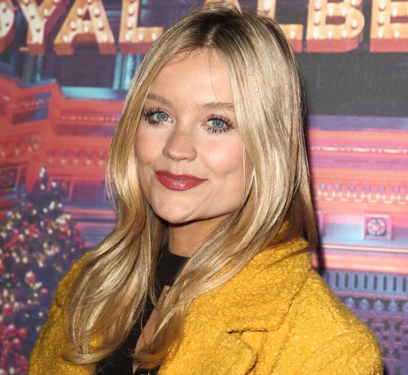 LONDON, UNITED KINGDOM - DECEMBER 06 2019: Laura Whitmore attends the Emma Bunton Christmas Party at Royal Albert Hall in London.- PHOTOGRAPH BY Keith Mayhew / Echoes Wire/ Barcroft Media (Photo credit should read Keith Mayhew / Echoes Wire / Barcroft Media via Getty Images)