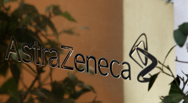 AstraZeneca posted its results. (AP Photo/Kirsty Wigglesworth)