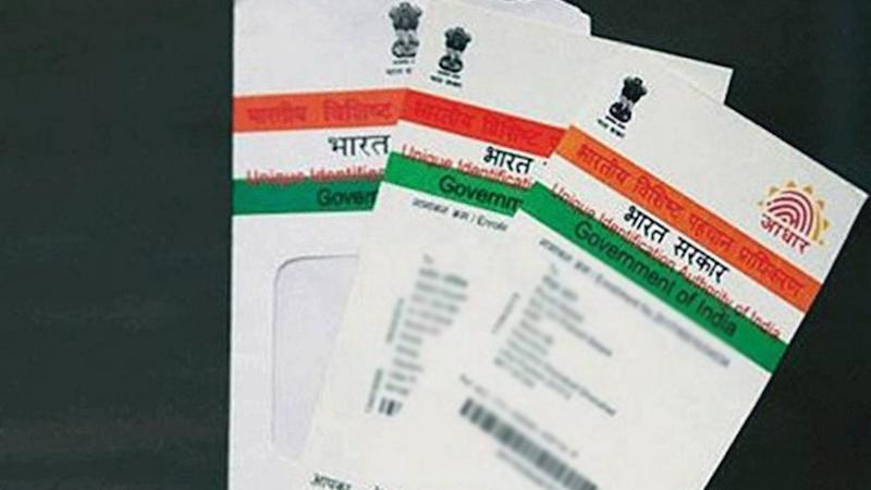 Citizens without a PAN card could soon be allowed to withdraw their Aadhaar number: Report