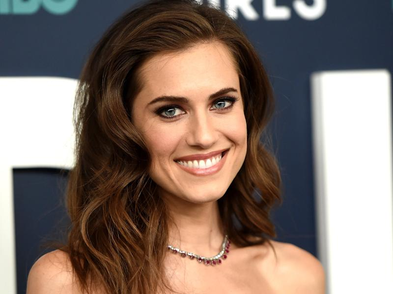 Allison Williams Jamie McCarthy Getty