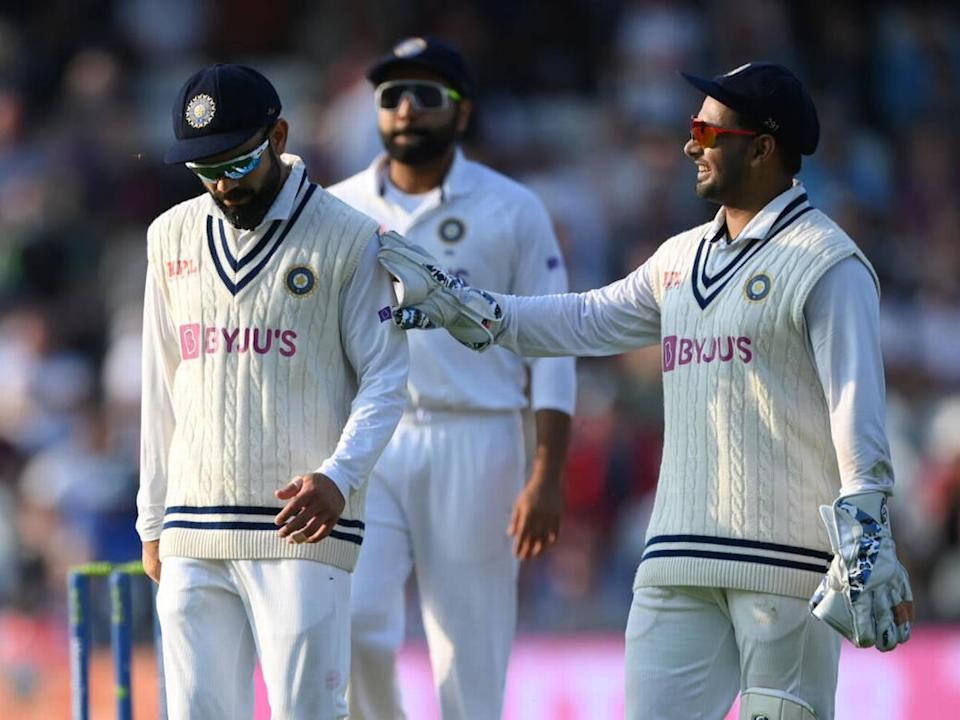 Rishabh Pant: We don't want to focus on individual performances - Sportstar