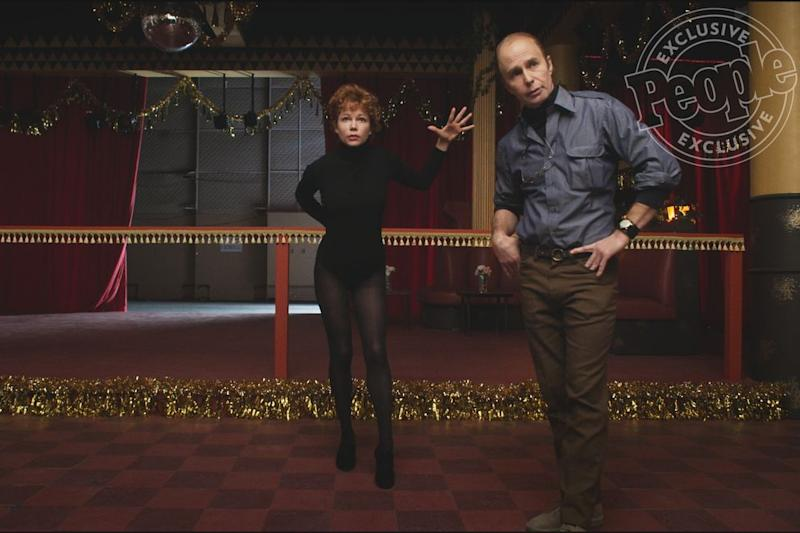 Michelle Williams and Sam Rockwell in Fosse/Verdon | FX