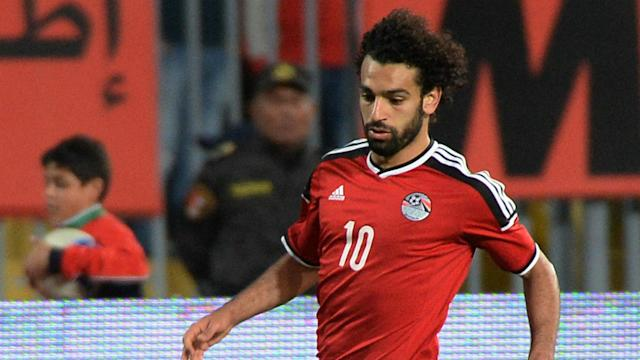 Ghana's chances of qualifying for the World Cup suffered a blow as they were beaten 2-0 by Egypt in Borg El Arab.